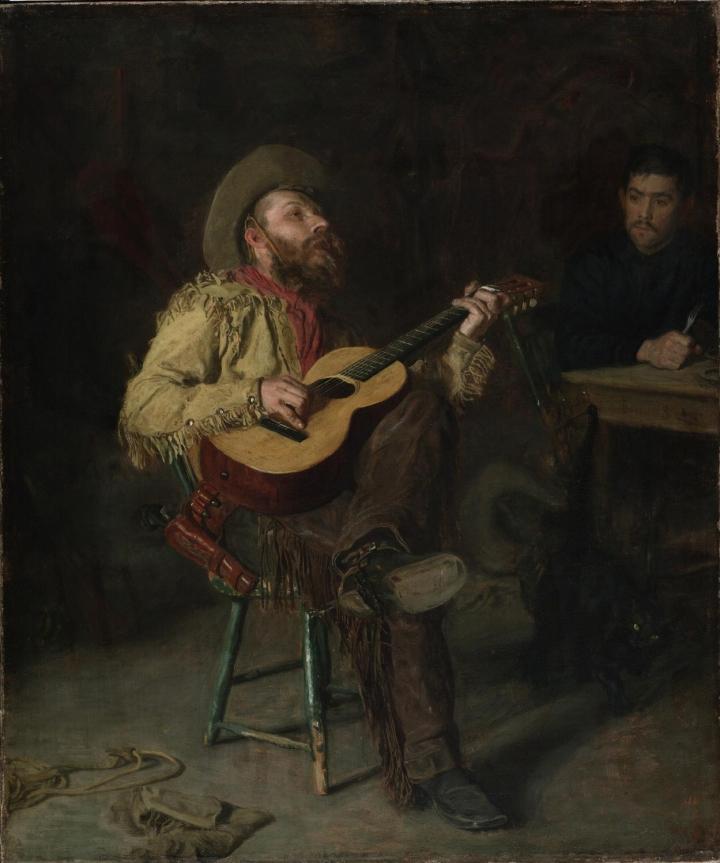 Eakins,_Home_Ranch_1888
